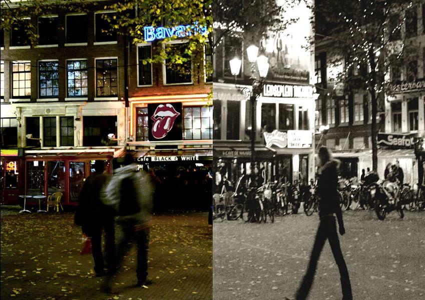Dípticos Amsterdam